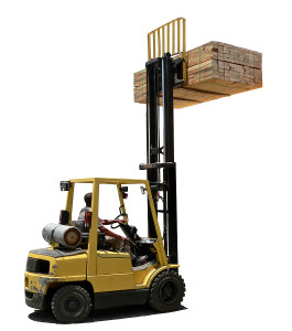 bigstock_Forklift_Loaded_With_Wood_1702991